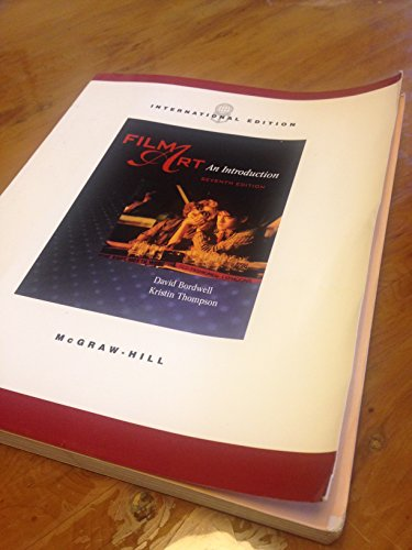 Film Art: an Introduction by David Bordwell