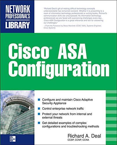 Cisco ASA Configuration by Richard Deal