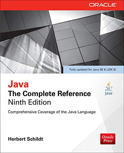 Java: The Complete Reference by Herbert Schildt