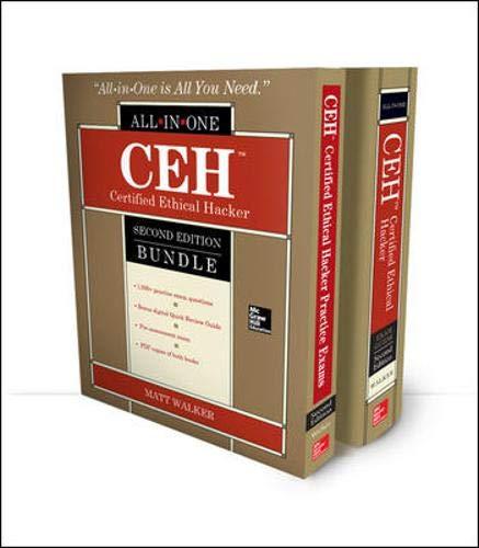 CEH Certified Ethical Hacker Bundle by Matt Walker