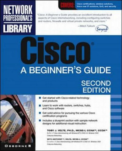 Cisco: A Beginner's Guide by Tom Shaugnessy