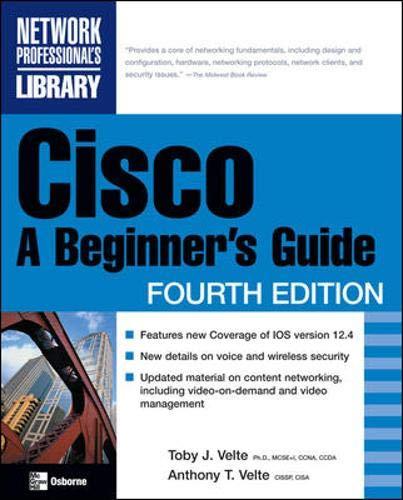 Cisco by Toby Velte