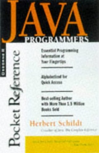 Java Programmer's Reference by Herbert Schildt