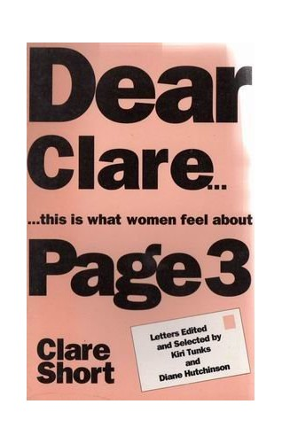 Dear Clare...This is What Women Feel About Page 3 by Clare Short