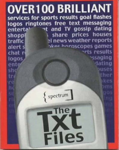 The Txt Files by Spectrum