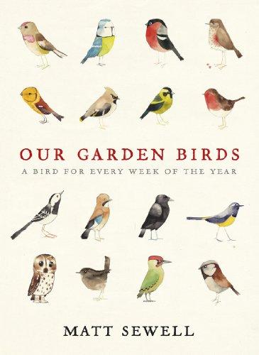 Our Garden Birds by Matt Sewell