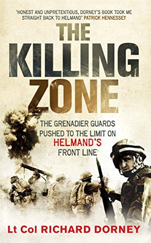 The Killing Zone by Richard Dorney