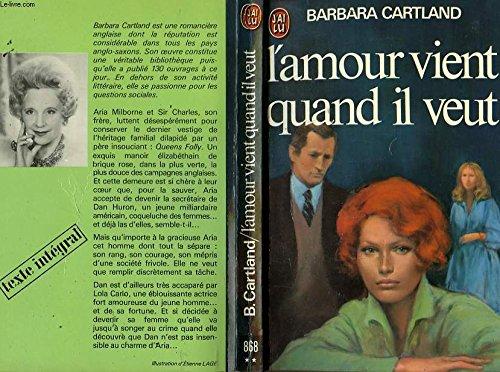 Love Forbidden by Barbara Cartland