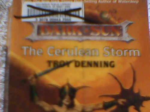 The Cerulean Storm by Troy Denning