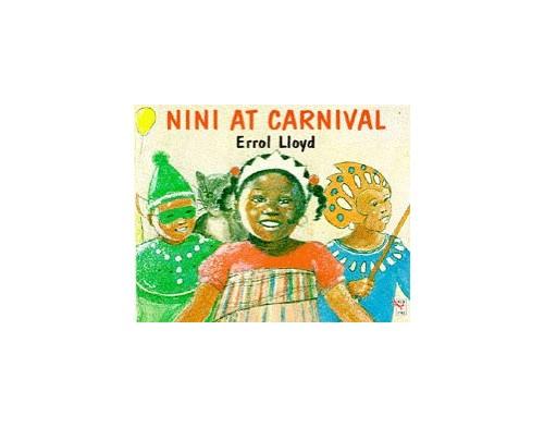 Nini at Carnival by Errol Lloyd