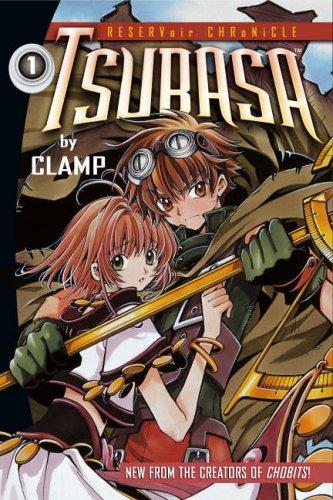Tsubasa Volume 1 by CLAMP