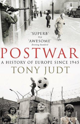Postwar: A History of Europe Since 1945 by Tony Judt