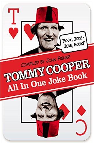 Tommy Cooper All in One Joke Book: Book Joke, Joke Book by Tommy Cooper