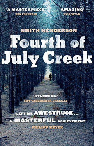 Fourth of July Creek by Smith Henderson