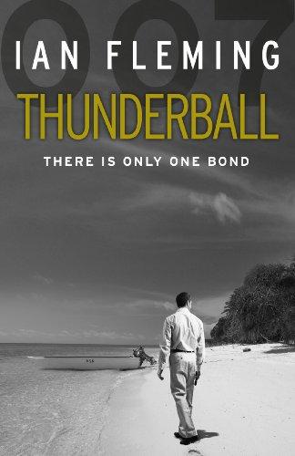 Thunderball: James Bond 007 by Ian Fleming