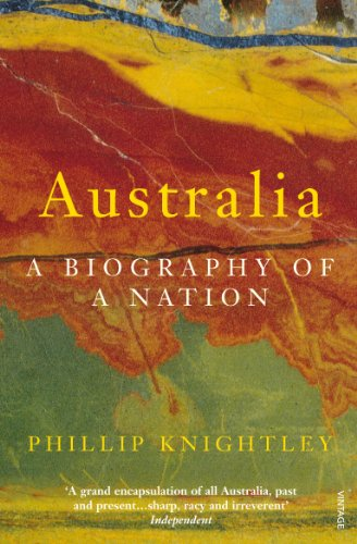 Australia: A Biography of a Nation by R. M. Crawford