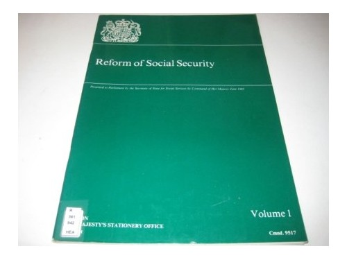 Reform of Social Security by Great Britain