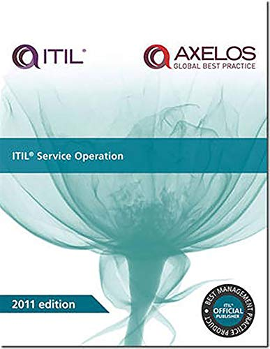 ITIL Service Operation by The Cabinet Office