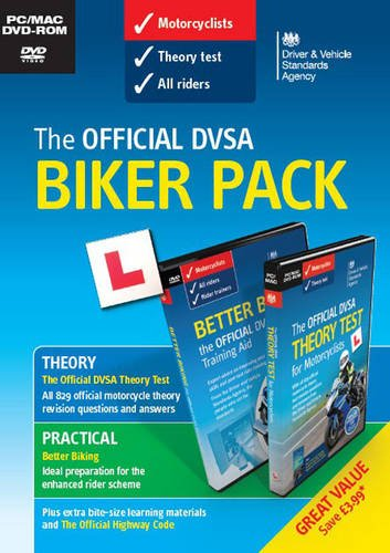 The Official DVSA Biker: 2015 by Driver and Vehicle Standards Agency (DVSA)