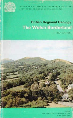 The Welsh Borderland by British Geological Survey