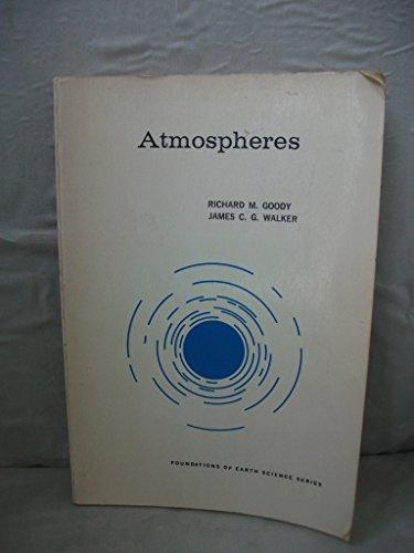Atmospheres by R. M. Goody