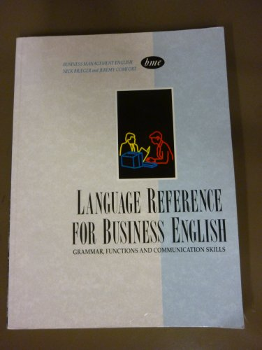 Language Reference for Business English by Nick Brieger