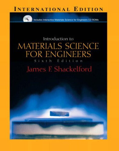 Introduction to Materials Science for Engineers by Michael Sullivan