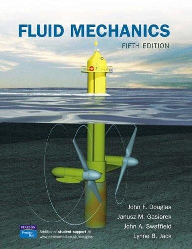 Fluid Mechanics by J.A. Swaffield