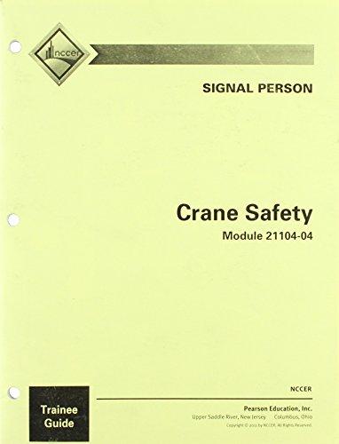 Sig 21104-04 Crane Safety TG by NCCER