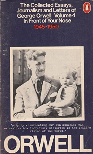 george orwell collected essays 1961
