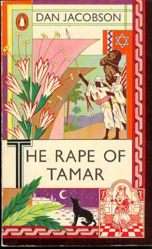The Rape of Tamar by Dan Jacobson
