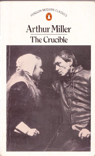 a book analysis of the crucible by arthur miller Analysis of the crucible by arthur miller arthur miller, the author of the crucible was involved in communist activities during according to the holy book.