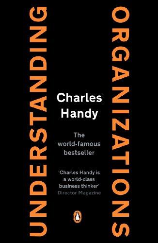 Understanding Organizations by Charles B. Handy