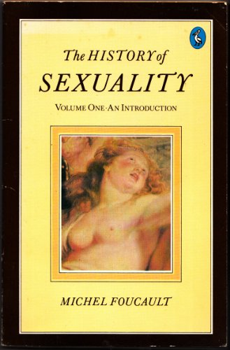The History of Sexuality: v. 1: An Introduction by Michel Foucault