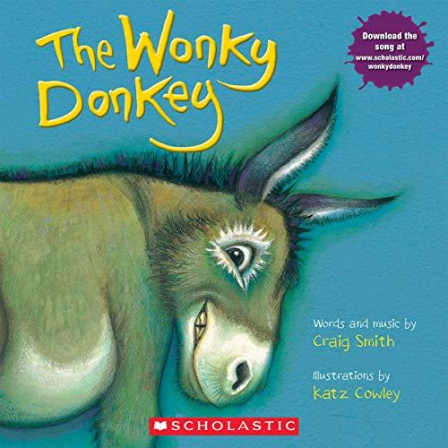 Wonkey Donkey by Charlotte Hough