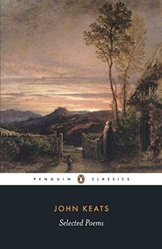 Selected Poems: Keats by John Keats