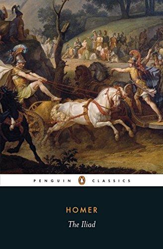 The Iliad: New Prose Translation by Homer