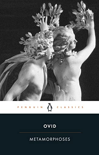 The Metamorphoses: A New Verse Translation: a New Verse Translation by Ovid