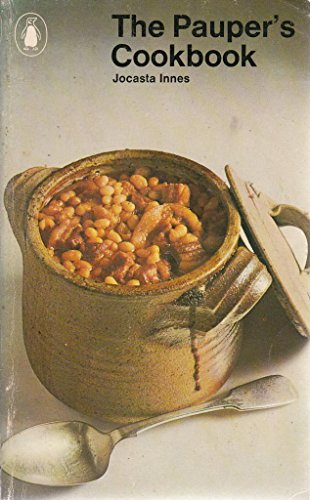 Paupers Cook Book by Jocasta Innes