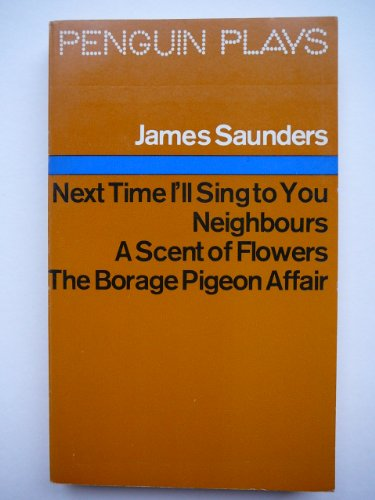 Four Plays by James Saunders