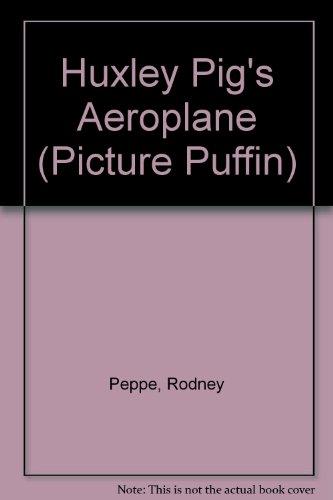 Huxley Pig's Aeroplane by Rodney Peppe