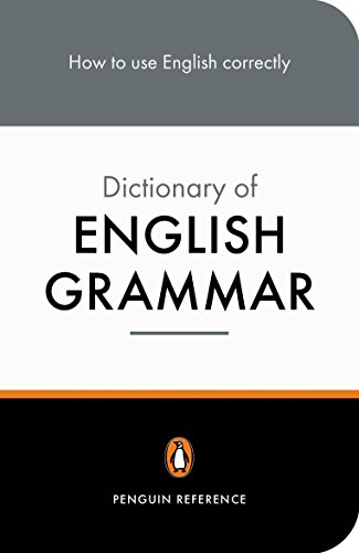 The Penguin Dictionary of English Grammar by R. L. Trask