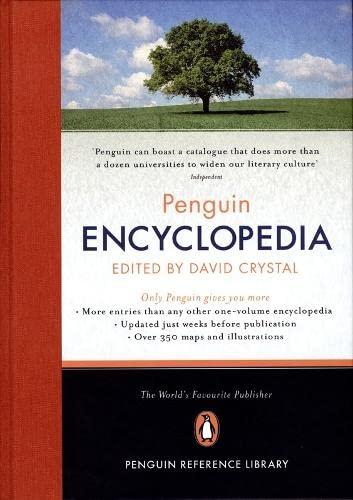 The Penguin Encyclopedia by David Crystal