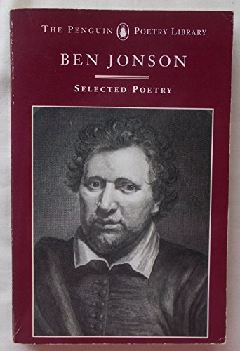 Selected Poetry by Ben Jonson