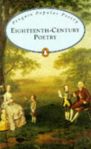 Selected Eighteenth Century Poetry by