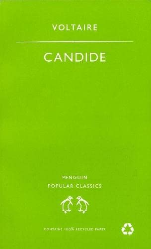 Candide Character Analysis