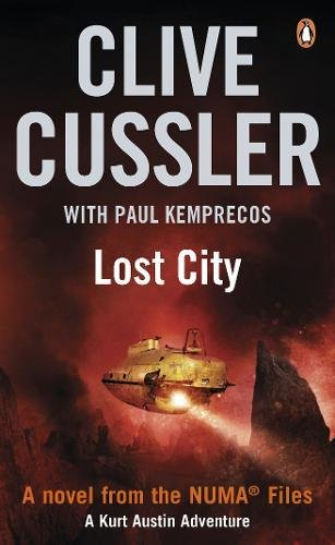 Lost City by Clive Cussler