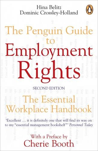 The Penguin Guide to Employment Rights by Hina Belitz