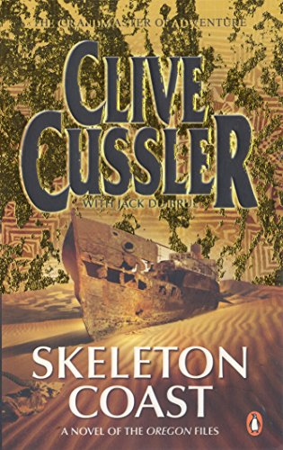 Skeleton Coast: A Novel from the Oregon Files by Clive Cussler