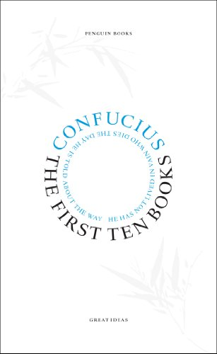 The First Ten Books by Confucius